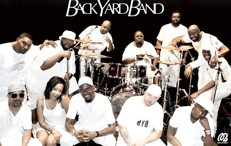 Backyard Band – Cranes In The Sky (Go-Go Remix)