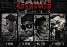 Lil' Bibby Feat. Kevin Gates, Lil' Durk & DeJ Loaf – You Ain't Gang (Remix)