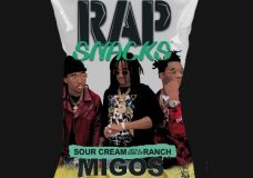 Migos Create 'Dab of Ranch' Track