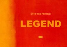 CyHi The Prynce – Legend