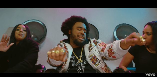 Kent Jones Feat. Ty Dolla $ign, Lil Dicky & E-40 – Sit Down (Video)