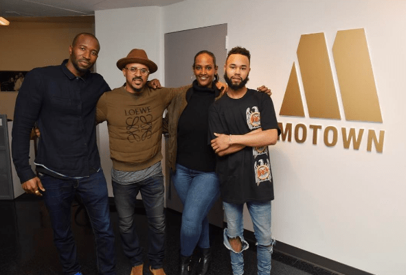 Chaz French Signs With Motown; Drops New Track 'Way Out'