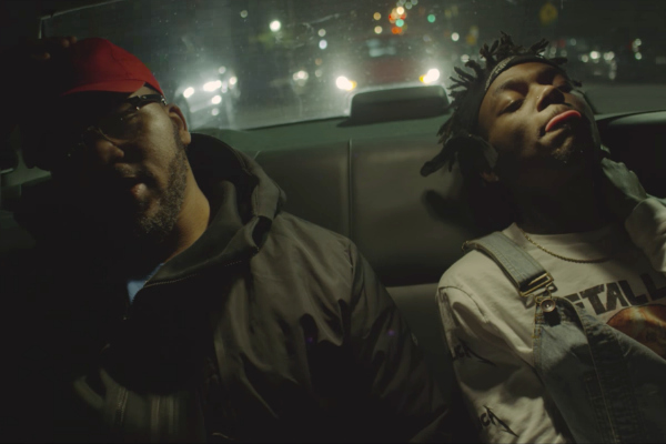 J.I.D Feat. Quentin Miller – M.O.M. (Video)