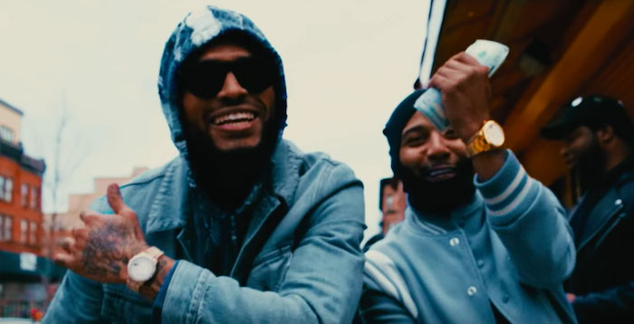 Juelz Santana Feat. Dave East, Bobby Shmurda & Rowdy Rebel – Time Ticking (Video)