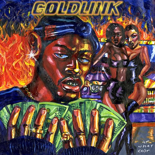 GoldLink Announces New Album, 'At What Cost'