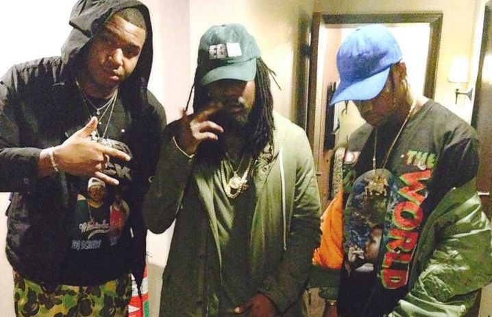 Wale Feat. Travis Scott – Fish N Grits