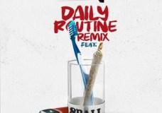 Scotty ATL Feat. 8Ball & Starlito – Daily Routine (Remix)