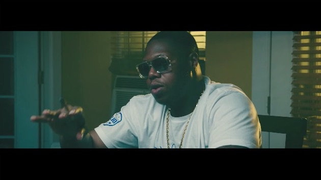Z-Ro – Belongs To The Streets (Video)