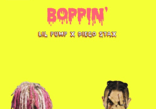 Lil Pump Feat. Diego Stax – Boppin'