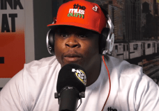 Tony Lewis Jr. Returns To HOT 97, Talks Mass Incarceration with Ebro