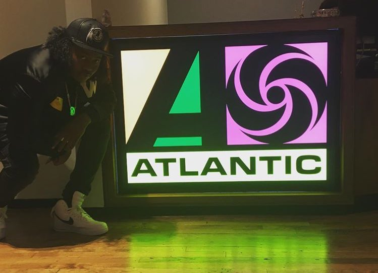 Congrats! Noochie Signs to Atlantic Records