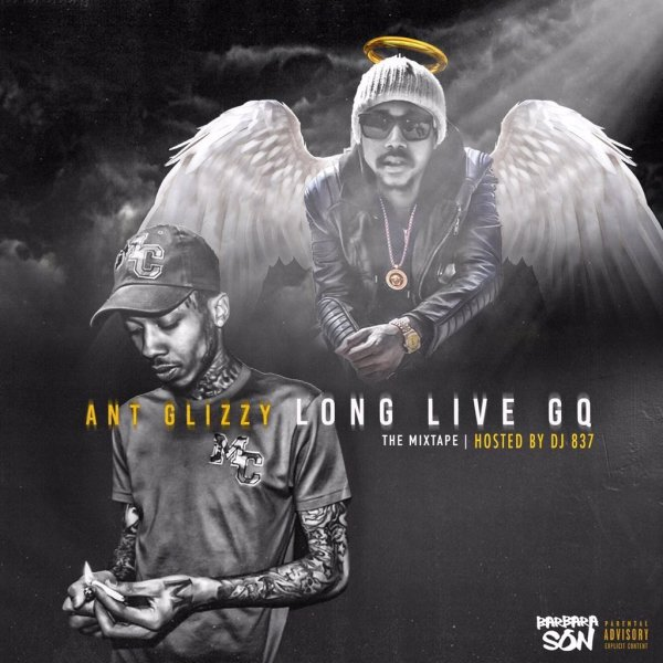 ARTWORK: Ant Glizzy – 'Long Live GQ'