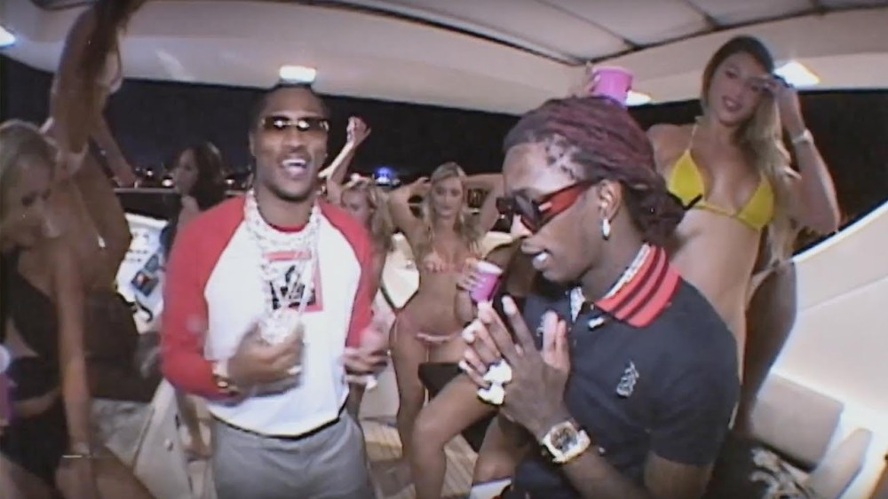 Young Thug Feat. Future – Relationship (Video)