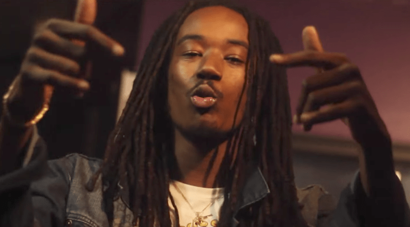 Oochie – The Race Freestyle (In-Studio Video)