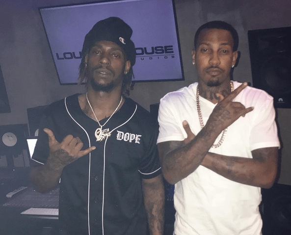 DJ Outtaspace Feat. Trouble & Young Dolph – You Ain't Gang