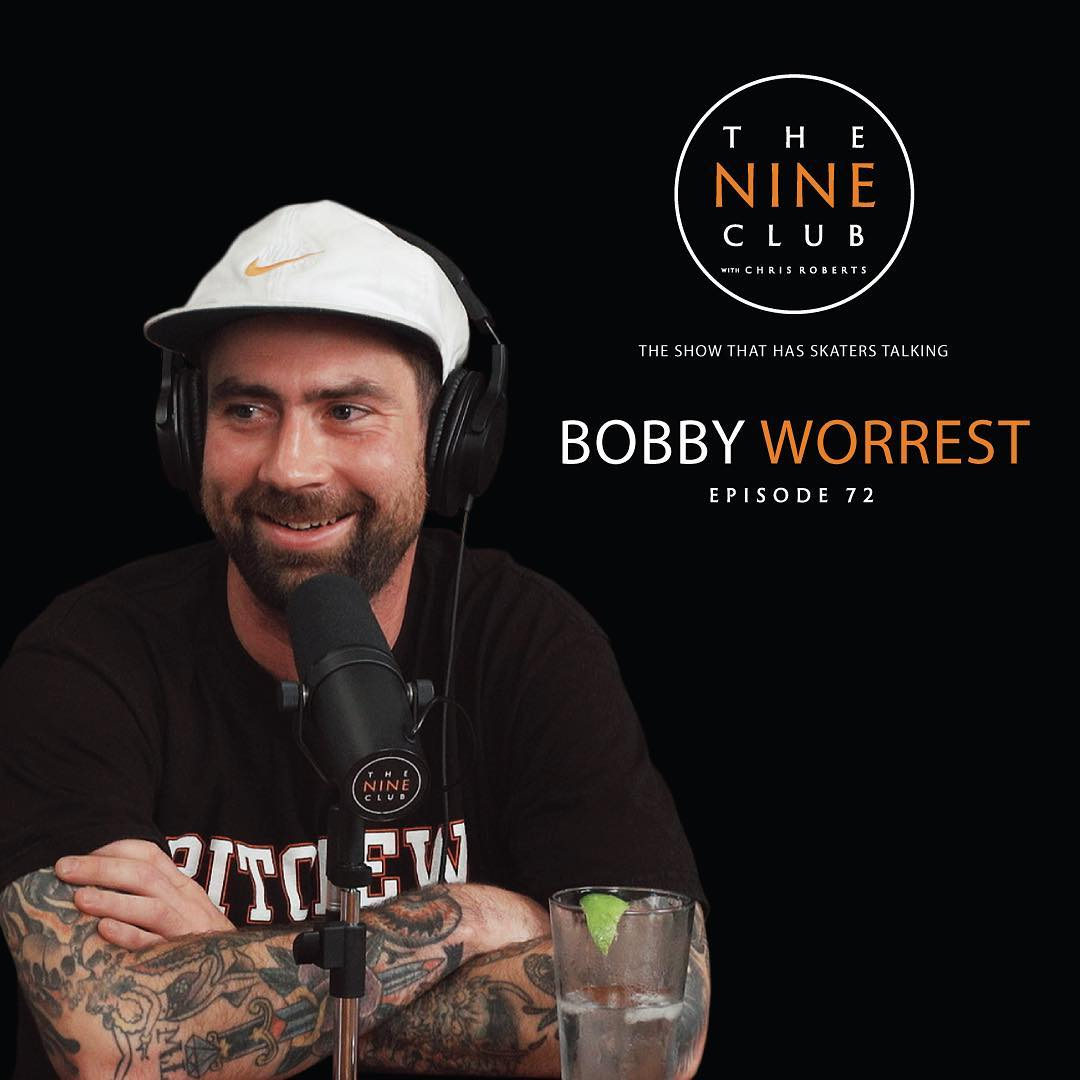Bobby Worrest on the Nine Club