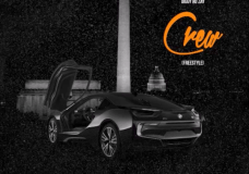 Diggy Ro'Zay – Crew (Freestyle)