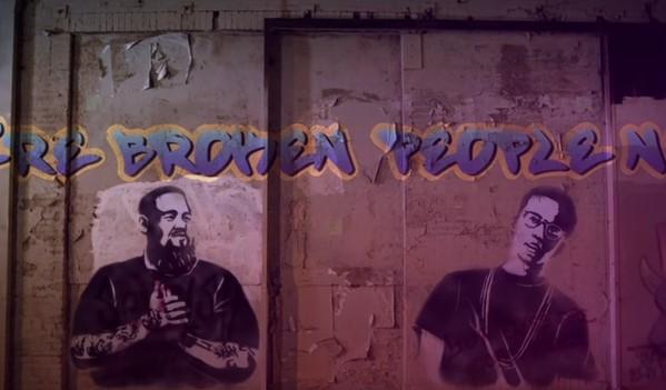 Logic & Rag'N'Bone Man – Broken People (Lyric Video)