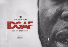 Kingpen Slim – IDGAF