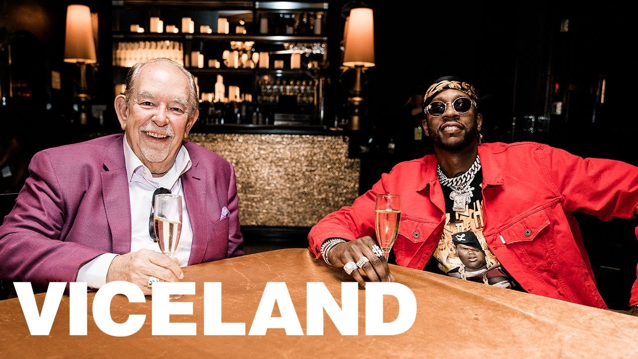 """Robin Leach Joins 2 Chainz on """"Most Expensivest"""""""