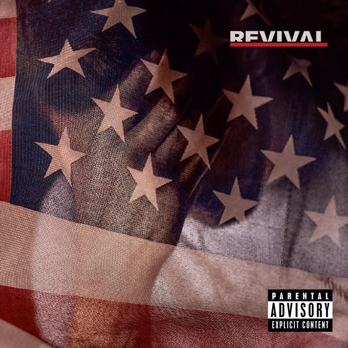 Stream Eminem's 'Revival'