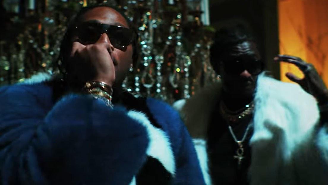 "Future & Young Thug – ""Mink Flow"" & ""All Da Smoke"" (Videos)"