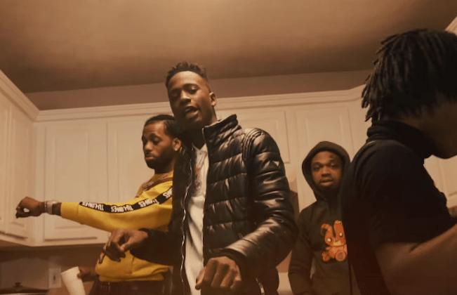 Hoodrich Pablo Juan Feat. Yung Mal & Lil Jay Brown – 1017 Ways (Video)