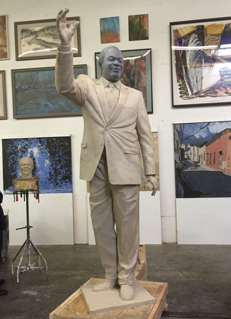 A Marion Barry Statue is Coming to D.C. Next Month