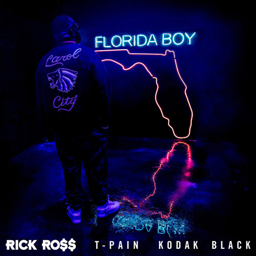 Rick Ross Feat. Kodak Black & T-Pain – Florida Boy