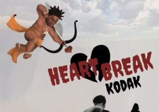 "Kodak Black Drops 'Heartbreak Kodak'; ""When Vultures Cry"" (Video)"