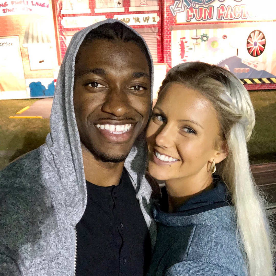 ICYMI: Robert Griffin III Got Married (Again)