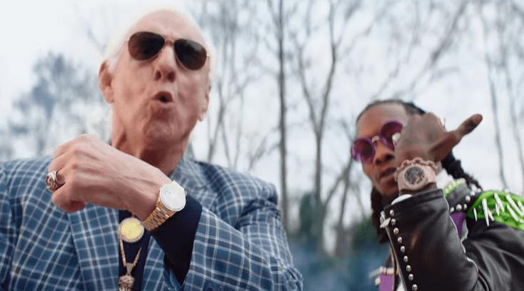 Offset & Metro Boomin – Ric Flair Drip (Video)
