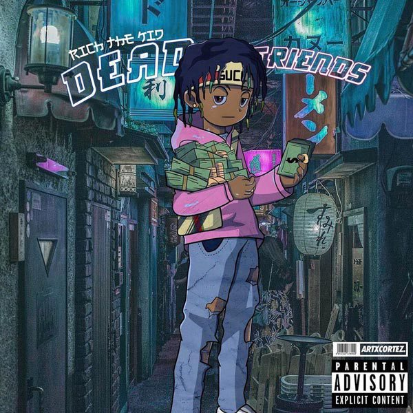 """Rich The Kid – """"Dead Friends"""" (Lil Uzi Vert Diss)"""