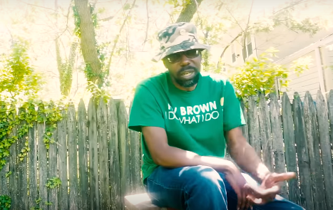 """Kev Brown – """"Blueprint From The Masters"""" / """"Non Destructive Chop"""" (Video)"""