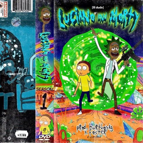 "Lil Dude – ""Luciano and Morty"""