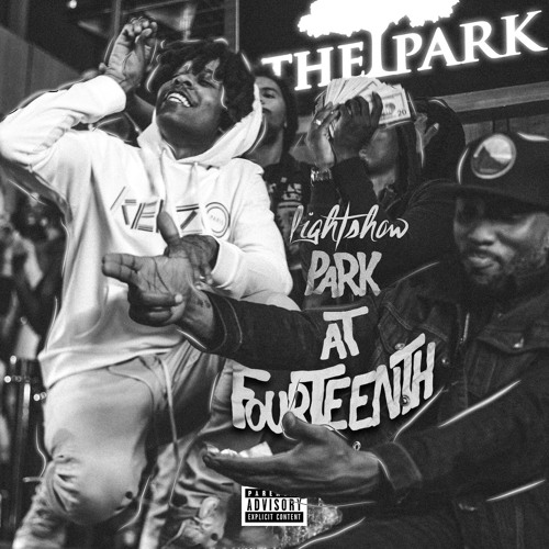 "Lightshow – ""Park At 14th"""