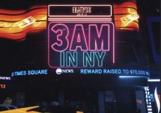 Lightshow Feat. Big Shaad & Run It Up Bank – 3AM In NY