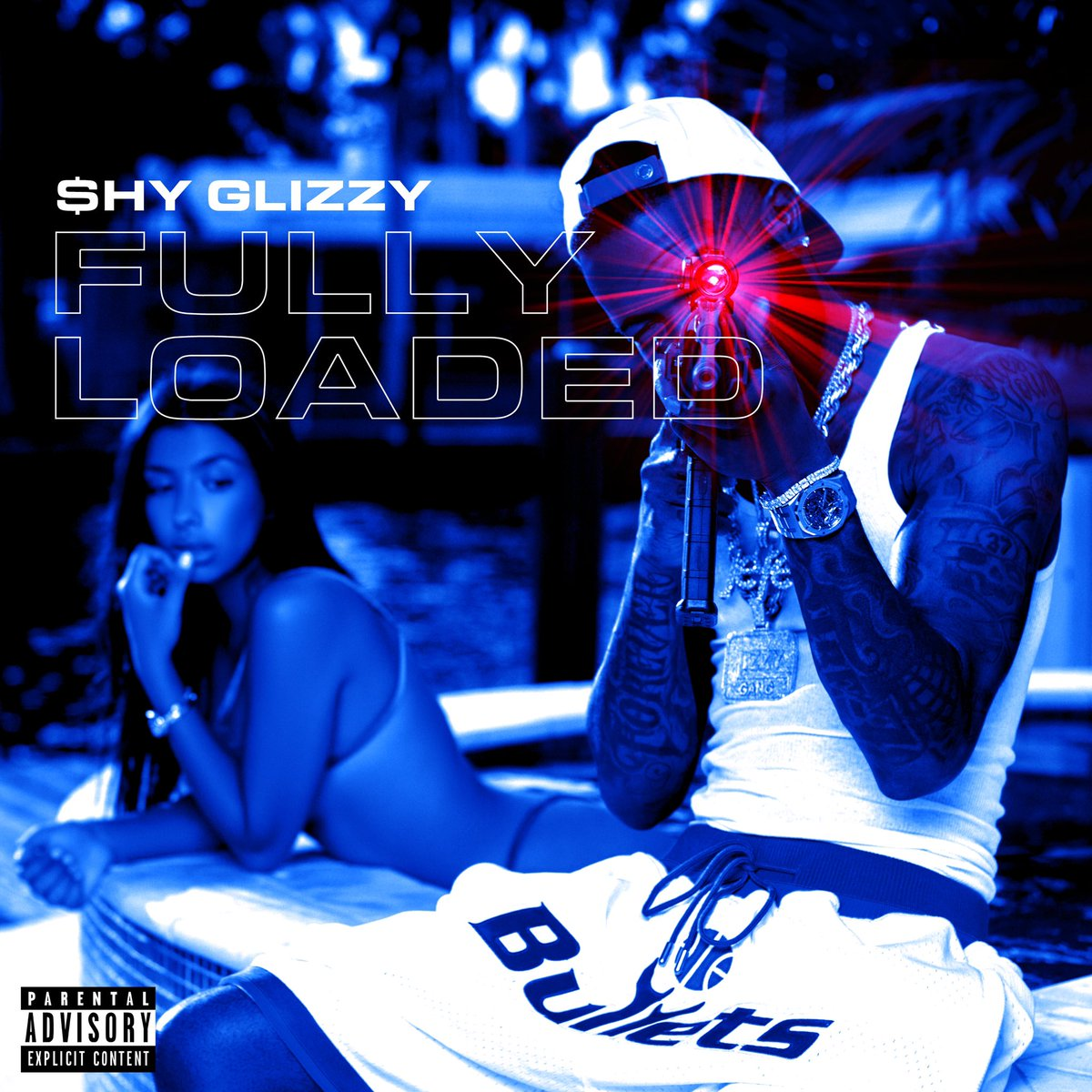Shy Glizzy Reveals Artwork, Tracklisting for 'Fully Loaded'