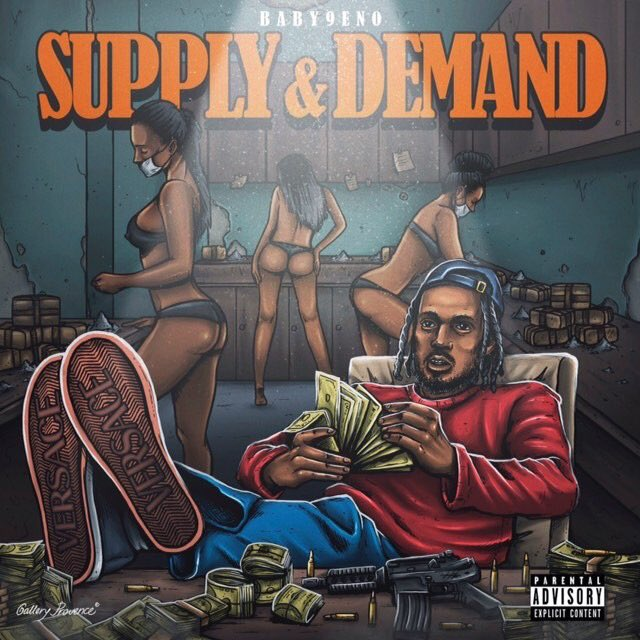 Baby 9eno – Supply & Demand (Album Stream)