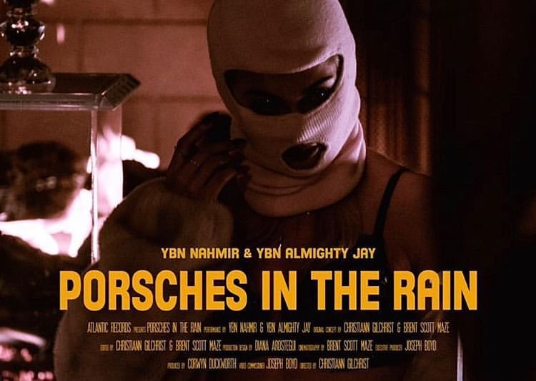 "YBN Nahmir & YBN Almighty Jay – ""Porsches In The Rain"" (Video)"