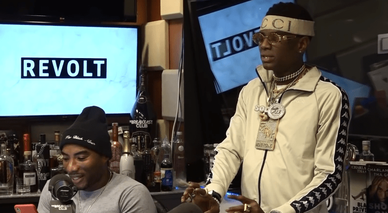 Soulja Boy Gives Hilarious 'Breakfast Club' Interview; Tyga Responds (UPDATE)