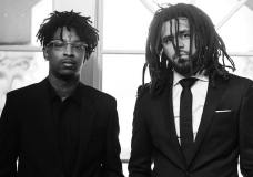 "21 Savage Feat. J. Cole – ""a lot"" (Video)"