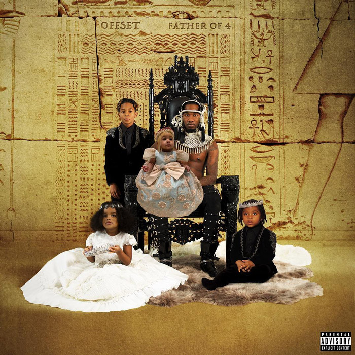 """Offset – 'Father Of 4'; """"Quarter Milli"""" Feat. Gucci Mane (Video)"""