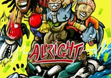 "Wiz Khalifa Feat. Trippie Redd & Preme – ""Alright"""