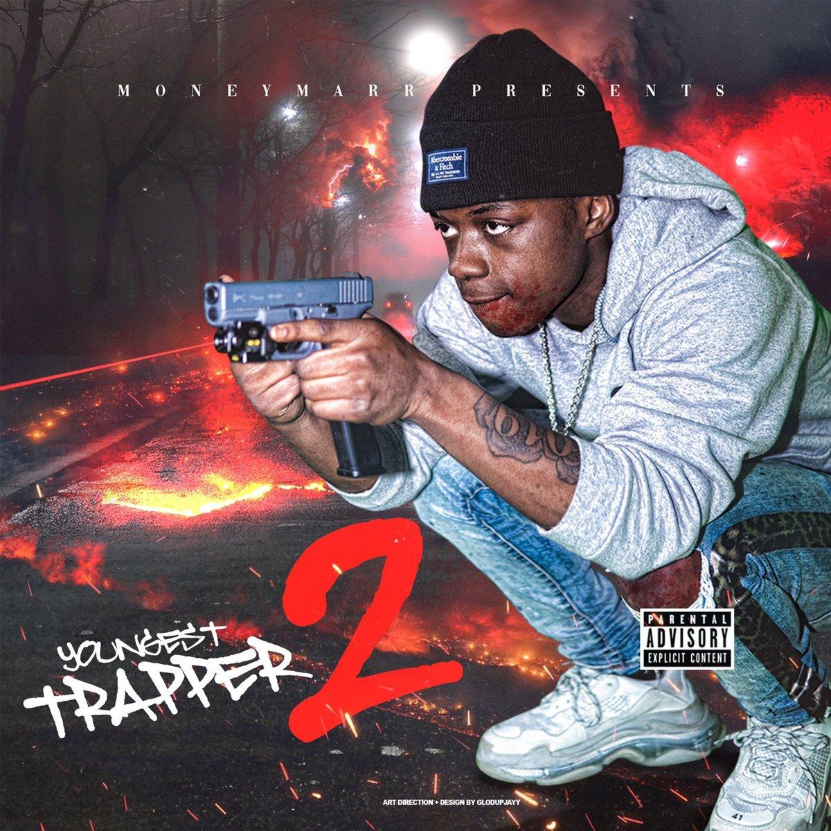 MoneyMarr – 'Youngest Trapper 2' (Stream)