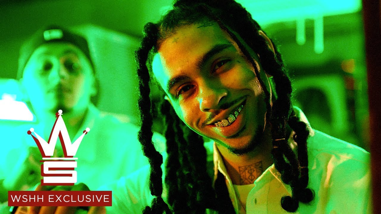 """Wifisfuneral & Robb Bank$ – """"Can't Feel My Face"""" (Video)"""
