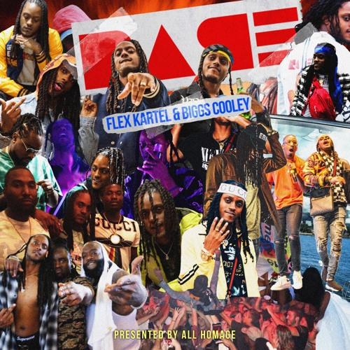Flex Kartel & Biggs Cooley – Rare (Stream)