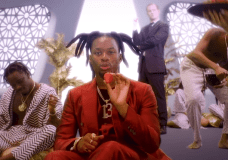 "Denzel Curry Feat. Twelve'len & GoldLink – ""BLACK BALLOONS 