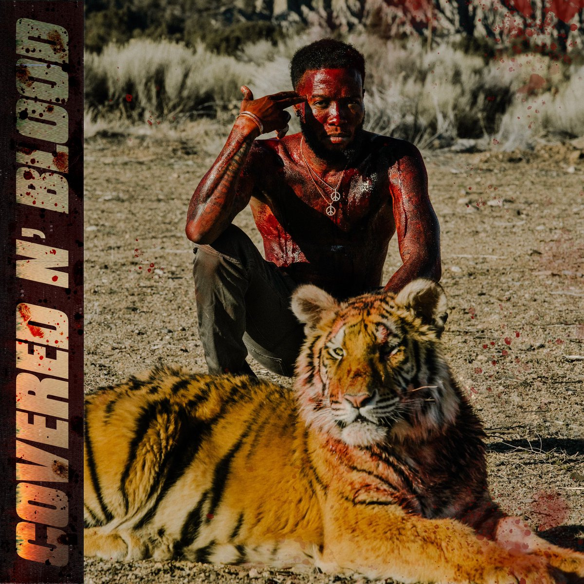 Shy Glizzy Announces New Album, 'Covered N' Blood'