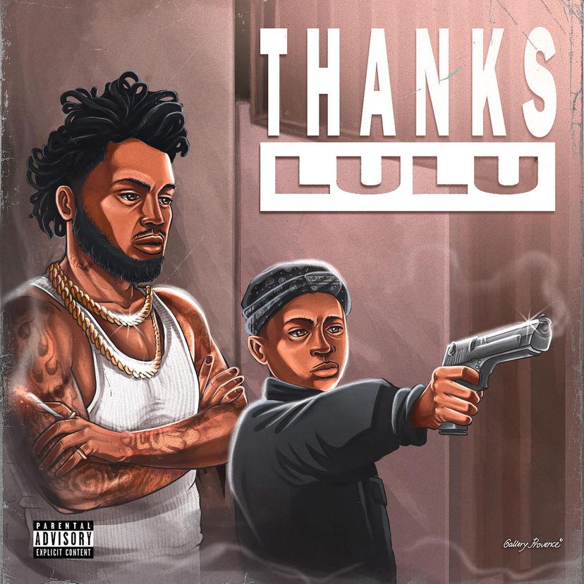 LuLu P – 'Thanks LuLu' (Stream)